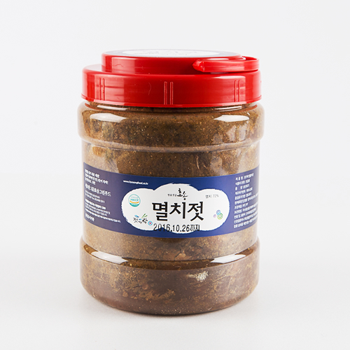 [Chopsticks] Salted Anchovy 2kg